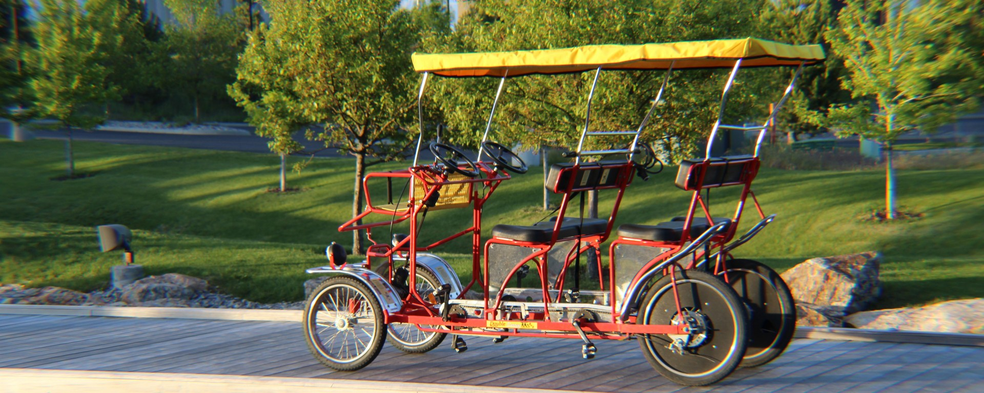 Benny S River Bike Rentals Idaho Falls 4 Pedal Surrey Bike Rental